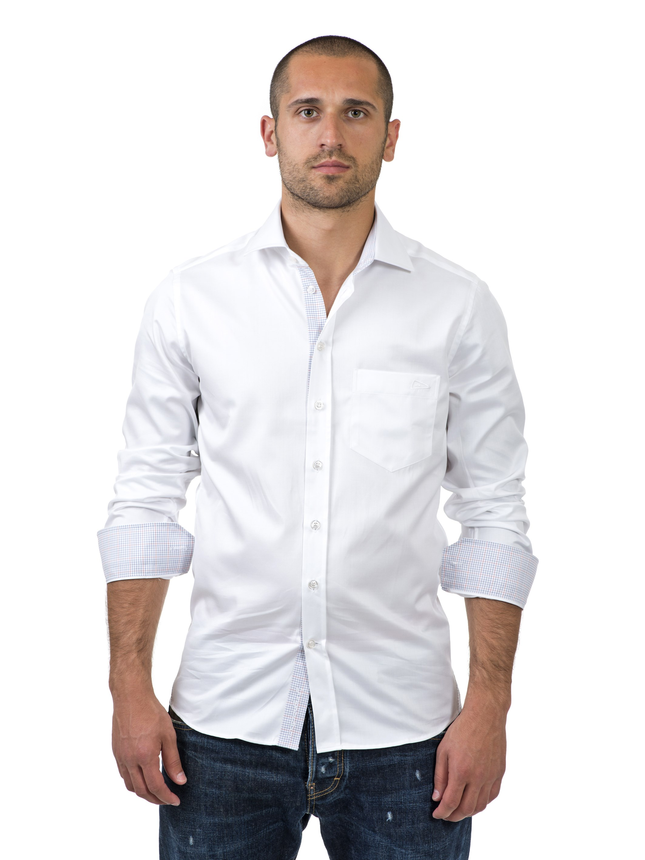 Shirt White Professional S